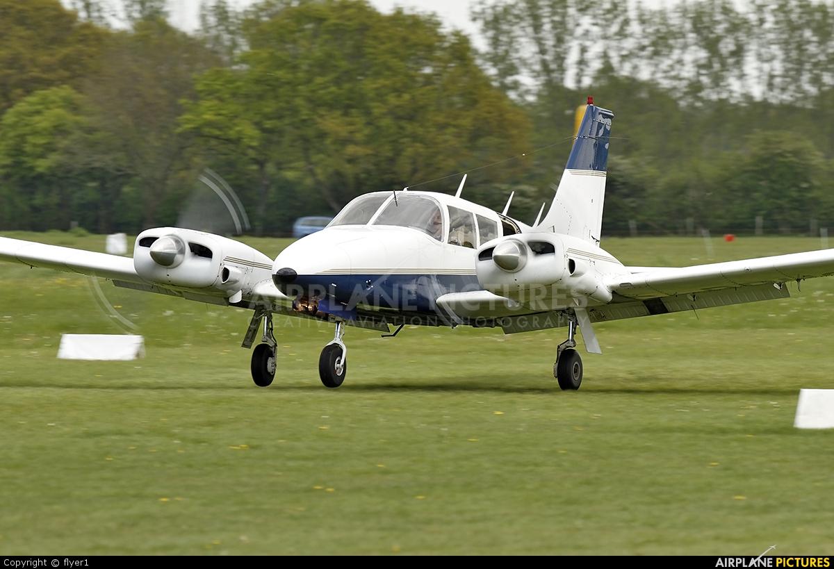 Private G-BRHO aircraft at Lashenden / Headcorn