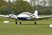 G-BRHO - Private Piper PA-34 Seneca aircraft