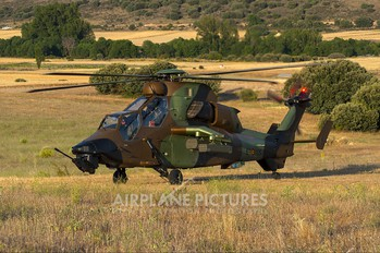 HA.28-05 - Spain - Army Eurocopter EC665 Tiger HAP