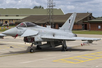 ZJ947 - Royal Air Force Eurofighter Typhoon FGR.4