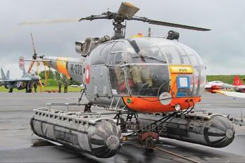 M-070 - Denmark - Navy Sud Aviation SA-316 Alouette III