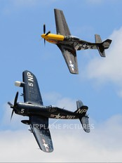 N45NL - Private Vought F4U Corsair
