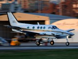 LV-CTK - Private Beechcraft 90 King Air aircraft