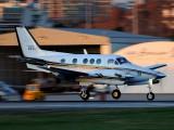 LV-CTK - Private Beechcraft 90 King Air aircraft