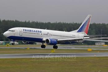 EI-DDK - Transaero Airlines Boeing 737-400
