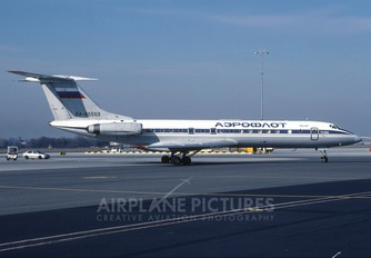 RA-65559 - Aeroflot Tupolev Tu-134A