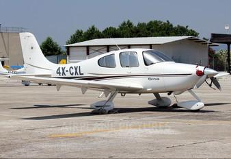 4X-CXL - Private Cirrus SR22