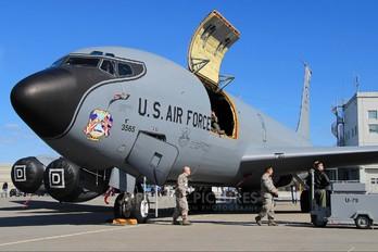 62-3565 - USA - Air Force Boeing KC-135R Stratotanker