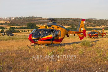 HU.26-11 - Spain - Army Eurocopter EC135 (all models)