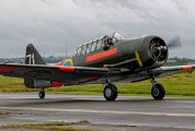 SE-FUD - Swedish Air Force Historic Flight North American Harvard/Texan (AT-6, 16, SNJ series) aircraft