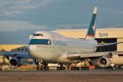 B-HUD - Cathay Pacific Boeing 747-400 aircraft