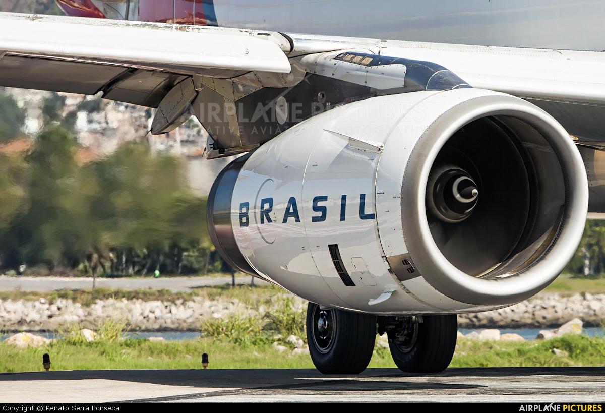 TAM PR-MAO aircraft at Rio de Janeiro - Santos Dumont