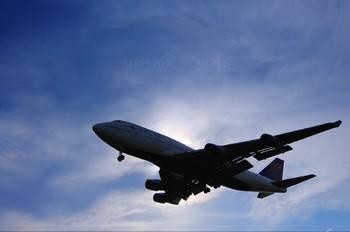 N675NW - Delta Air Lines Boeing 747-400