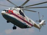 Die Hard 5: a Mil Mi-26 in Budaörs, Hungary title=