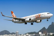 PR-GUE - GOL Transportes Aéreos  Boeing 737-800 aircraft