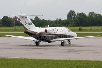 D-IHKW - Private Cessna 525 CitationJet