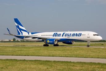OH-AFM - Air Finland Boeing 757-200WL