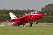 G-RORI - Private Folland Gnat (all models) aircraft
