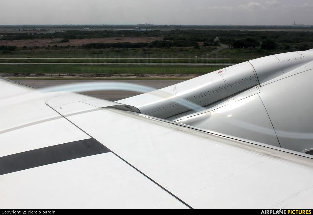 Qatar Airways A7-BAA aircraft at Bangkok - Suvarnabhumi