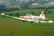 OK-OTD - Private Zlín Aircraft Z-326 (all models) aircraft