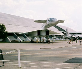 62-0001 - USA - Air Force North American XB-70 Valkyrie