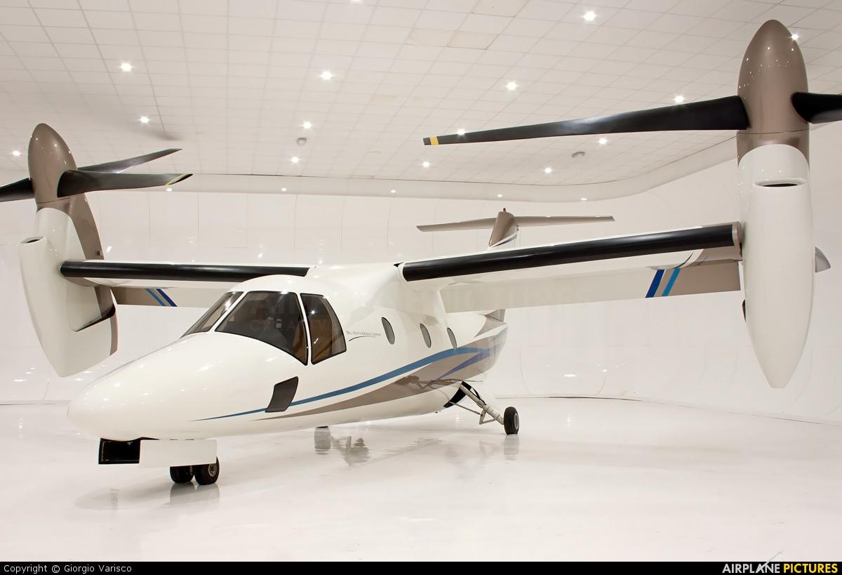 Bell/Agusta Aerospace N609TR aircraft at Milan - Malpensa
