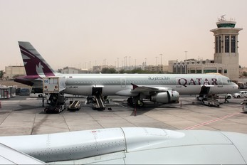 A7-ADX - Qatar Airways Airbus A321