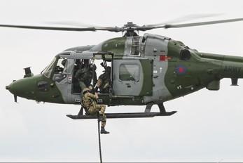 XZ616 - British Army Westland Lynx AH.7