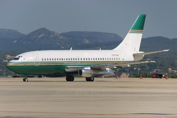 N787WH - Private Boeing 737-200