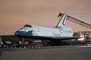 OV-101 - NASA Rockwell Space Shuttle aircraft