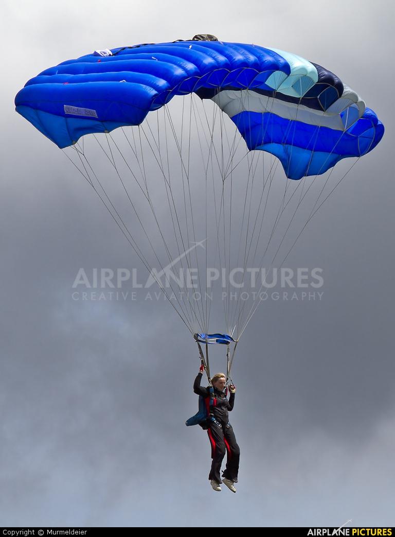 Private Parachute Parachutist At St Hubert  Photo ID 215620  AirplanePictu