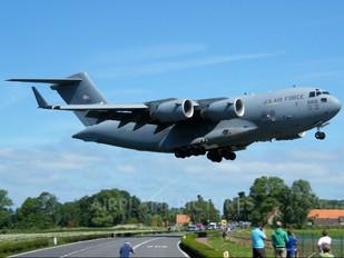 06-6166 - USA - Air Force Boeing C-17A Globemaster III
