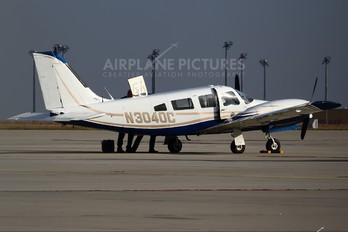 N3040C - Private Piper PA-34 Seneca