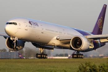 HS-TKT - Thai Airways Boeing 777-300ER