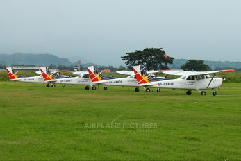 RP-C8805 - Philippines Airlines Cessna 172 Skyhawk (all models except RG)