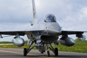 667 - Norway - Royal Norwegian Air Force Lockheed Martin F-16AM Fighting Falcon