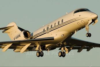 G-KSFR - London Executive Aviation Bombardier BD-100 Challenger 300 series