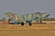 243 - Bulgaria - Air Force Mikoyan-Gurevich MiG-21bis aircraft