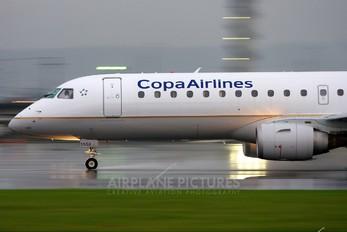 HP-1558CMP - Copa Airlines Embraer ERJ-190 (190-100)