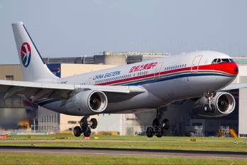 B-6546 - China Eastern Airlines Airbus A330-200