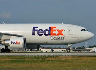 N726FD - FedEx Federal Express Airbus A300F