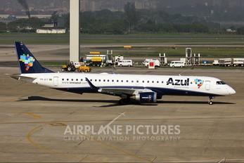 PR-AYT - Azul Linhas Aéreas Embraer ERJ-195 (190-200)