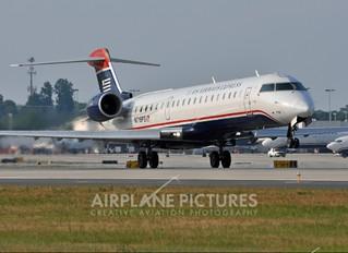 N716PS - US Airways Express Canadair CL-600 CRJ-701