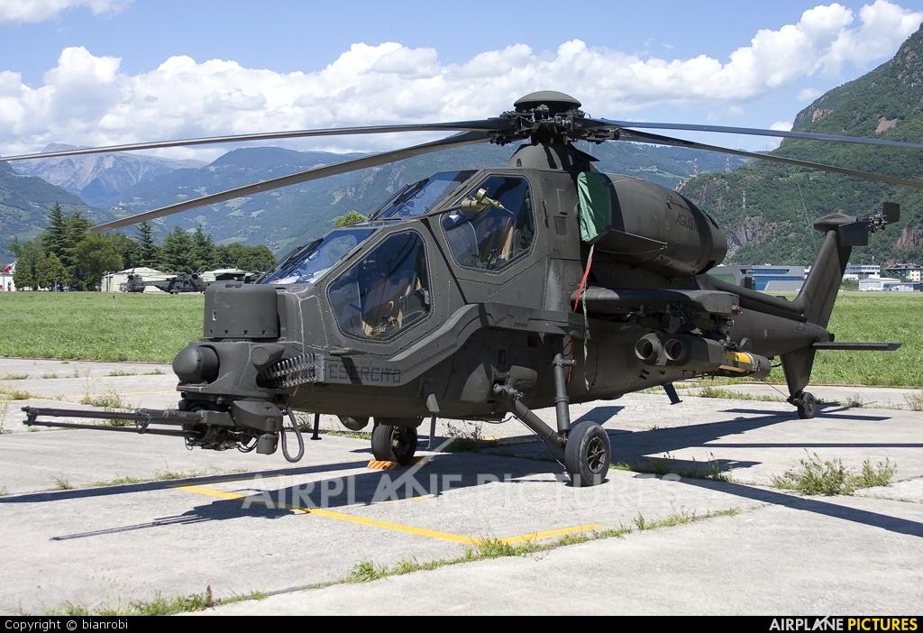 Italy - Army MM81322 aircraft at Bolzano