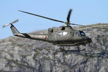 167 - Norway - Royal Norwegian Air Force Bell 412