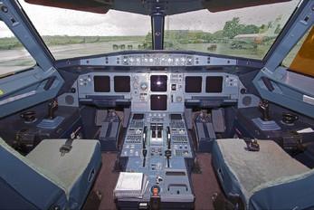 EC-JAZ - Iberia Airbus A319