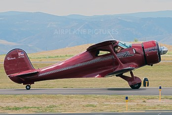 17GL - Private Beechcraft 17 Staggerwing
