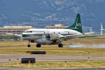 C-GSKQ - Saskatchewan - Ministry of the Enviroment Convair CV-580
