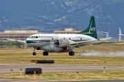 C-GSKQ - Saskatchewan - Ministry of the Enviroment Convair CV-580 aircraft