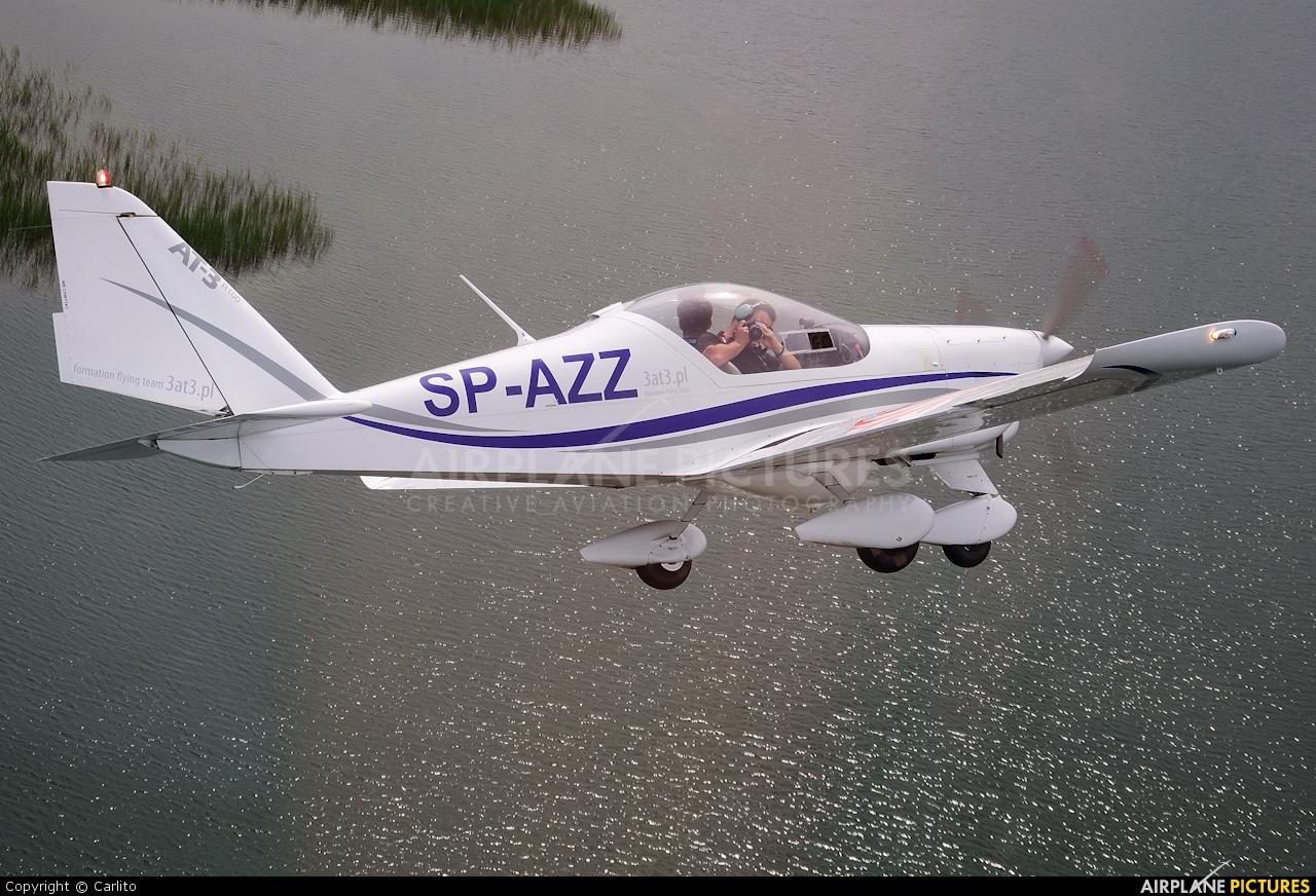 Aeroklub Ziemi Zamojskiej SP-AZZ aircraft at Gryźliny